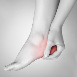 Foot Pain and Osteopathy